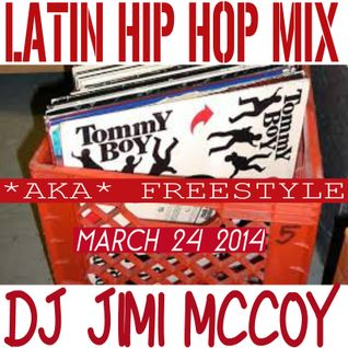 LATIN HIP HOP MIX