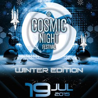 May Mc Laren @ Cosmic Night Festival, at Russia Inc | July 19th, 2015