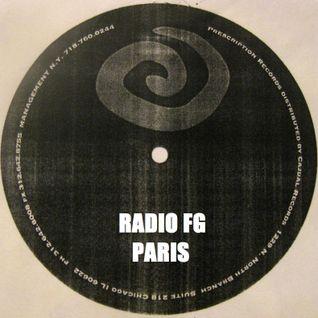 Ron Trent & Chez Damier @ Radio FG - 1993