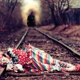 dramatClown - when the clown falls down