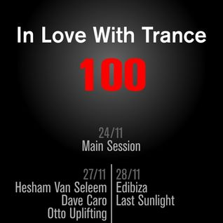 Saiya & iBaf - In Love With Trance 100 [24-11-2010]