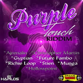 DJ HENDOG - 'Purple Touch Riddim' Mix - XXX RAW (not 4 kids!)