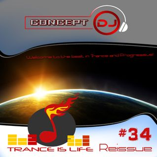 Trance is Life Reissue #34 (21.07.2016)