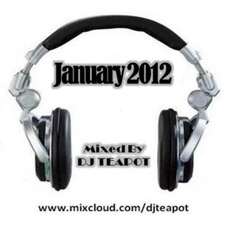 Various Artists - Non-Stop Mix January 2012 (Mixed By DJ Teapot)