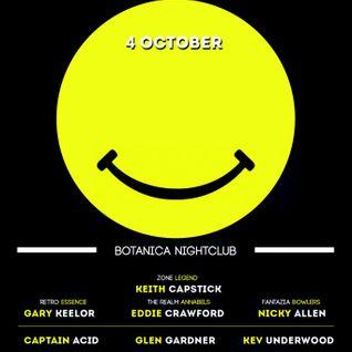 The Realm @ Botanica - Carlisle - Saturday 4th October 2014 [Vinyl Mix]