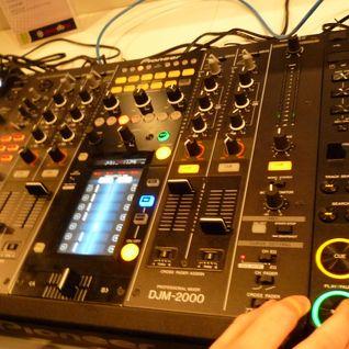 DJ BRUCKS @ Noviembre 2012 (Set Live) Mix!