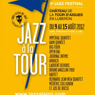 JAZZ À LA TOUR 2012 - COMPILATION