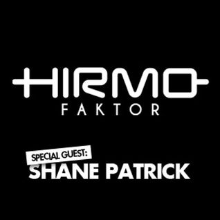 Hirmo Faktor @ Radio Sky Plus 27-03-2015 - special guest: Shane Patrick