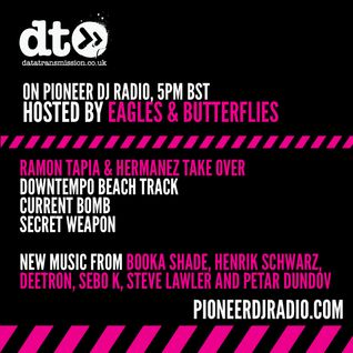 Radio Show 035 - Hosted by Eagles & Butterflies - Ramon Tapia Takeover