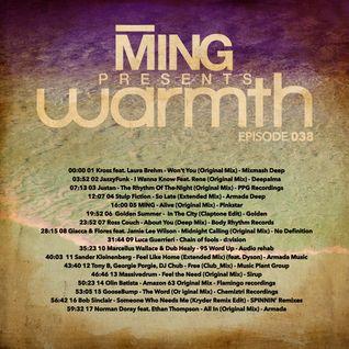 MING Presents Warmth 038