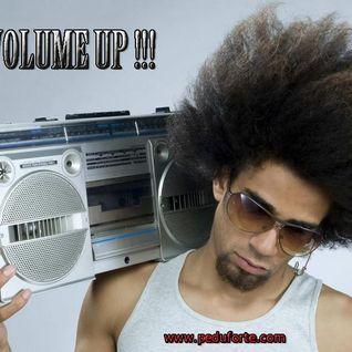 Pedu Forte - Volume Up!!!
