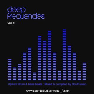 Deep Frequencies Vol. 9 (Drum & Bass Mix November 16)