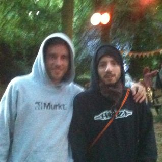 Redi Knightz (Mylz & R3dz) @ Shambala Festival - Reggae Jungle Hip Hop Drum & Bass Mash Up