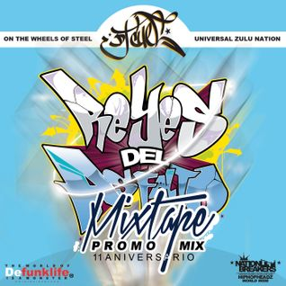 Reyes Del Asfalto 11 Promo Mix