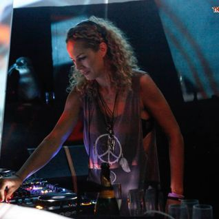 Monika Kruse @ Nation of Gondwana 2013 (20-07-13)
