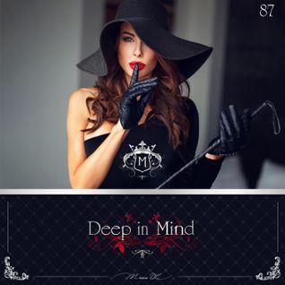 Deep in Mind Vol.87 By Manu DC