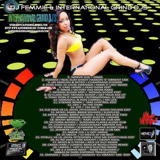 DJ FEMMIE PRESENTS DO YOU LOVE HOUSE VOL. 5 A HIP HOP HOUSE DANCE PARTY