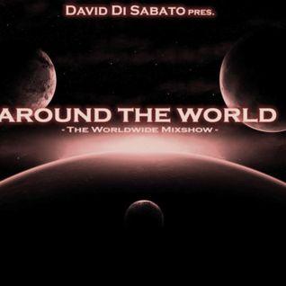 """David Di Sabato pres. """"Around The World"""" [Episode #022] - The Mixshow"""