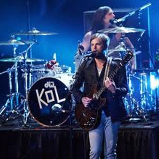 Kings of Leon LIVE at O2 Shepherds Bush Empire London - August 9th 2013