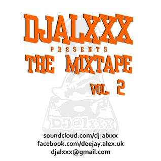 djalxxx - The Mixtape Vol. 2 (80's, R&B, Disco & Soul)