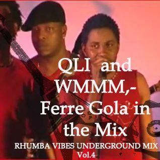 QLI  and WMMM,Ferre Gola in the Mix