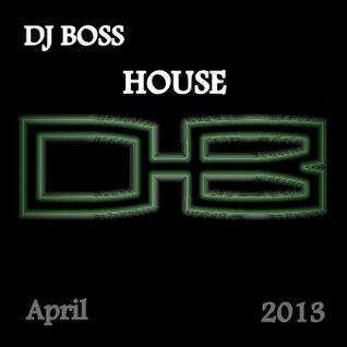 DJ BOSS HOUSE DB