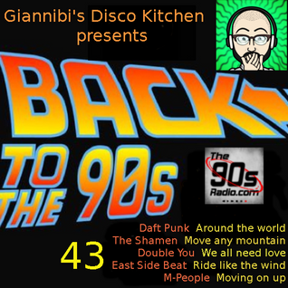 The Rhythm of The 90s Radio Vol. 43