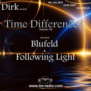 Dirk - Host Mix - Time Differences 169 (5th July 2015) on TM-Radio