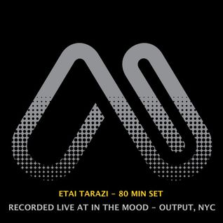 Etai Tarazi @ Output, New York 3-1-14