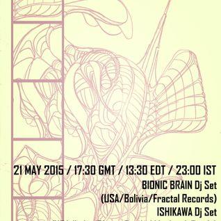 Ishikawa - Singularity [Radio Schizoid May 2015]