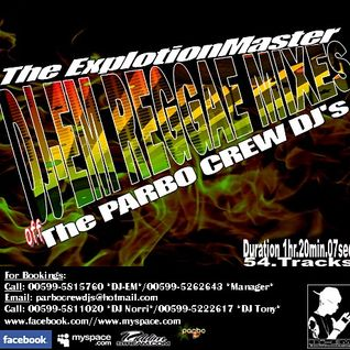 DJ EM Mixes - Reggae