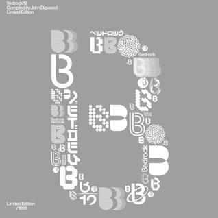 Bedrock 12 - CD2 minimix by John Digweed