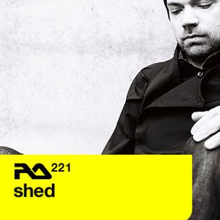 RA.221 Shed | 23 August 2010