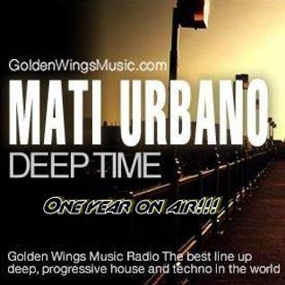 MatiUrbano - DeepTime012@GWM Radio