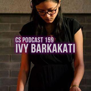 CS Podcast 159 - Ivy Barkakati