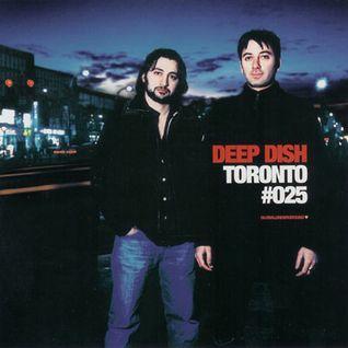 Deep Dish - Global Underground #025: Toronto (02.01.2003) (CD2)