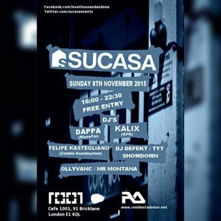 DJ Showdown - Sucasa November Promo Mix