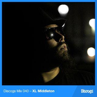 Discogs Mix 40- XL Middleton