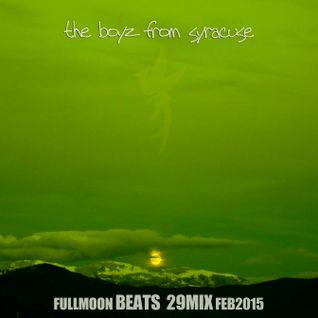 29. Fullmoon Beats