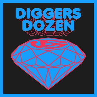 John Gómez (Rush Hour/Tangent) - Diggers Dozen Live Sessions (August 2015 London)