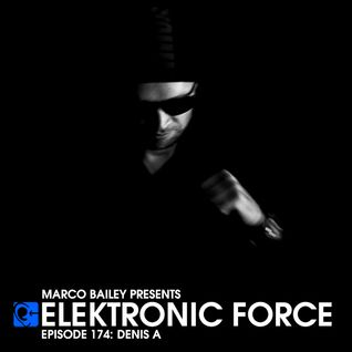Elektronic Force Podcast 174 with Denis A