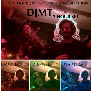 Episode 038 - The DJMT Lounge - 7th Feb 2016