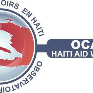 Haiti Aid Watchdog (HAW/OCAPH) / Michel Soukar. Contact, Signal FM, 91.5. 3-feb-2011