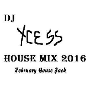 House mix 2016 - February House Jack 1