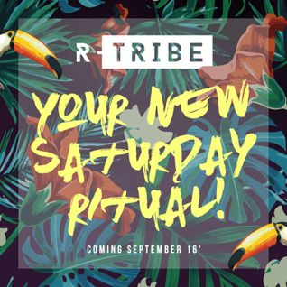 Tom Higham // R-TRIBE PROMO MIX // Saturdays @ Cosmic Ballroom