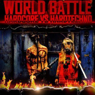 TaXidermY@World Battle Hardcore vs. Hardtechno