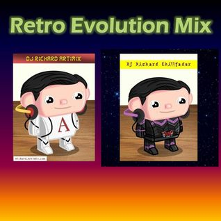 Retro Evolution Mix Vol. 27 - Richard Artimix Mixtape