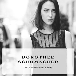 Dorothee Schumacher – Playlist #1 – by Amelie Lens