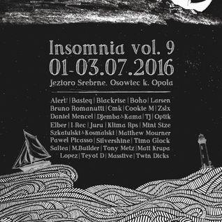 Insomnia vol. 9 (07.2016) live set