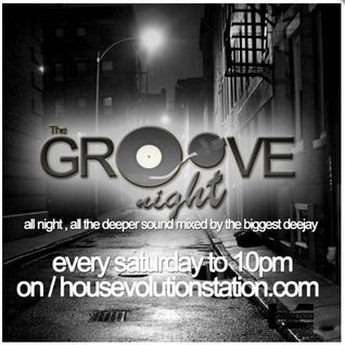The Groove Night / August #02